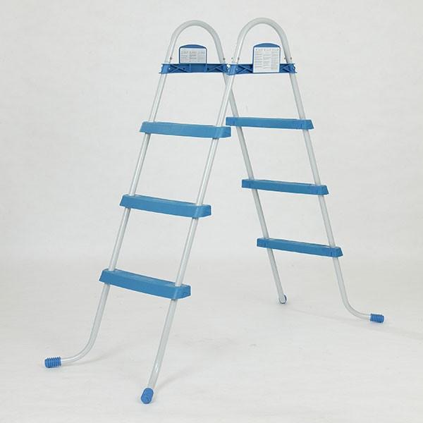 Stahlleiter Quick up Poolleiter bis 90cm