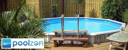 Rundbecken schwimmingpool preiswert pool kaufen bei poolzon for Poolleiter bei obi