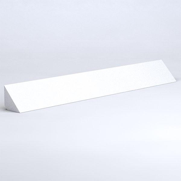 Hohlkehle Porozell-Ecken zum Schutz der Innenfolie in Meterware
