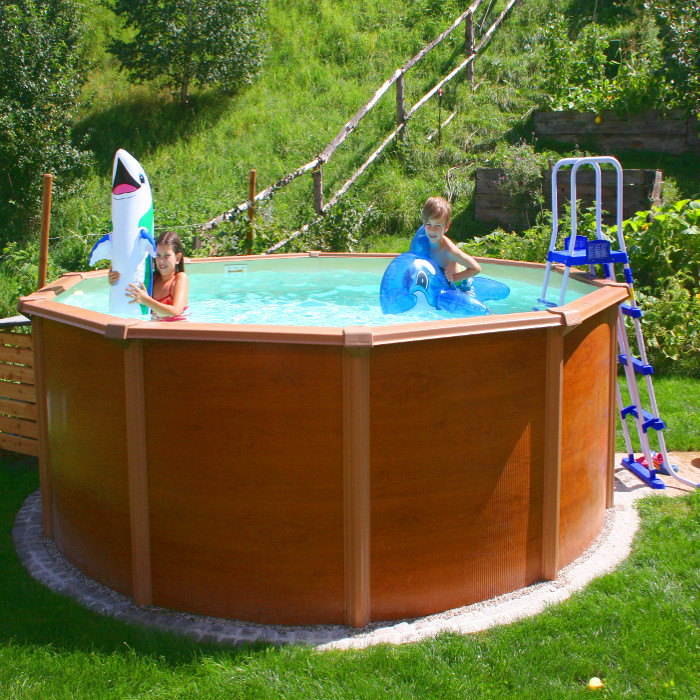 Gartenpool g nstig gartenpool salzwasser pool im eigenen for Gartenpool im test