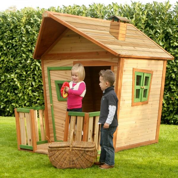 Holzspielhaus Jessy von Axi