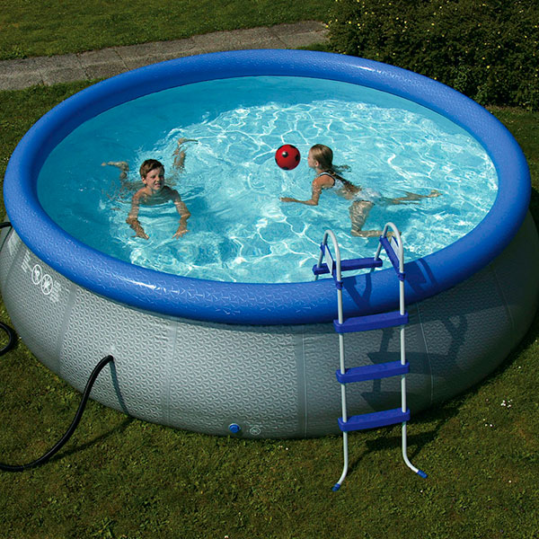 Quick up pool ringpool set 3 05 x 0 76m inkl for Quick up pool obi