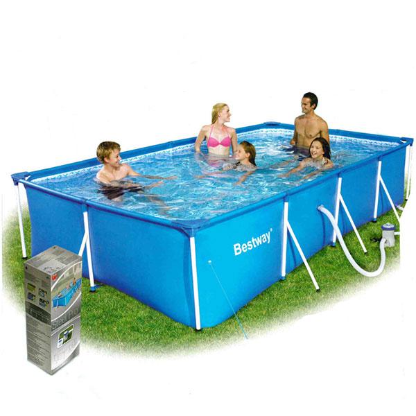 Awesome Neu Easy Pool 3,99 X 2,11 X 0,81mol,